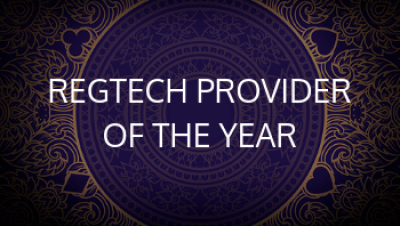 RegTech Provider of the Year