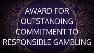 Award for Outstanding Individual Contribution to Responsible Gambling