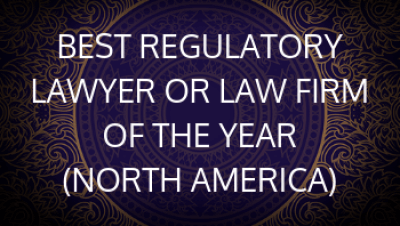 Best Reg Lawyer or Law Firm of the Year (NA)