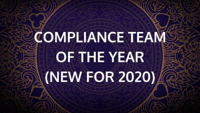 Compliance Team of the Year