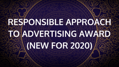Responsible Approach to Advertising Award